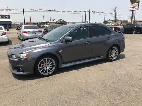 2010 Mitsubishi Lancer Evolution for sale at First Choice Auto Sales in Bakersfield CA