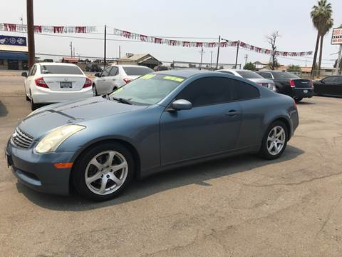 2006 Infiniti G35 for sale at First Choice Auto Sales in Bakersfield CA