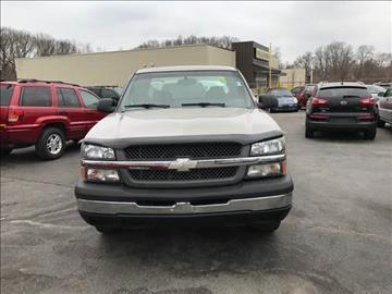 2003 Chevrolet Silverado 1500 for sale in Warwick, RI