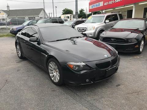 2005 BMW 6 Series for sale in Warwick, RI