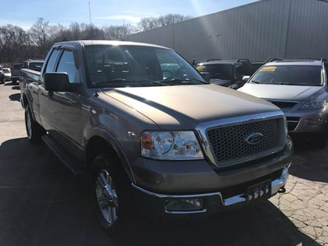 2004 Ford F-150 for sale at Sandy Lane Auto Sales and Repair in Warwick RI