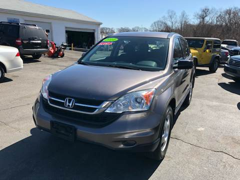 2011 Honda CR-V for sale at Sandy Lane Auto Sales and Repair in Warwick RI