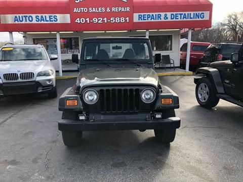 1997 Jeep Wrangler for sale in Warwick, RI