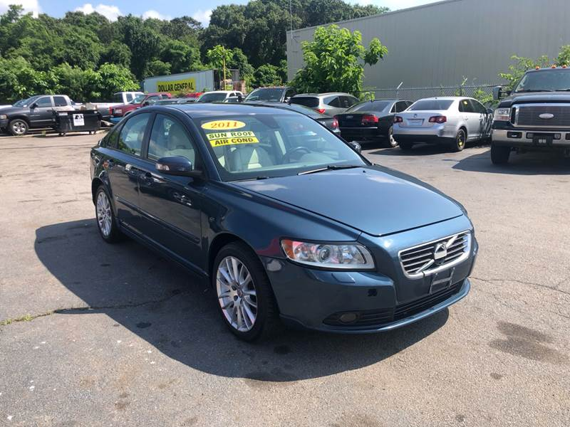 2011 Volvo S40 T5 R-Design 4dr Sedan In Warwick RI - Sandy
