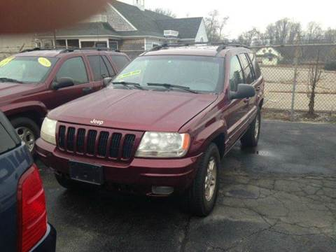 1999 Jeep Grand Cherokee for sale at Sandy Lane Auto Sales and Repair in Warwick RI