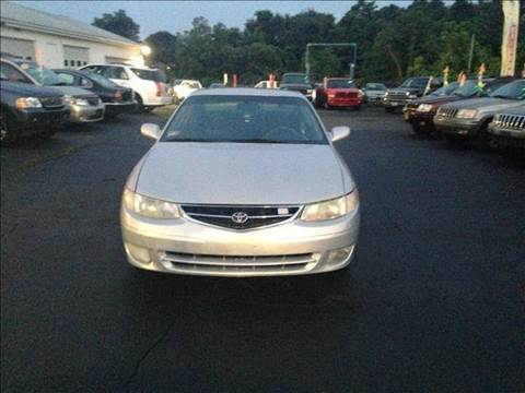 1999 Toyota Camry Solara for sale at Sandy Lane Auto Sales and Repair in Warwick RI