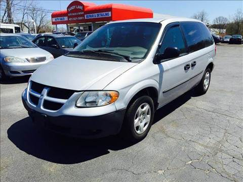 2002 Dodge Caravan for sale at Sandy Lane Auto Sales and Repair in Warwick RI