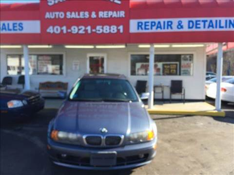 2000 BMW 3 Series for sale at Sandy Lane Auto Sales and Repair in Warwick RI