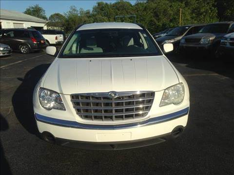 2007 Chrysler Pacifica for sale at Sandy Lane Auto Sales and Repair in Warwick RI