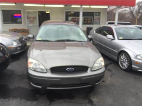 2004 Ford Taurus for sale at Sandy Lane Auto Sales and Repair in Warwick RI