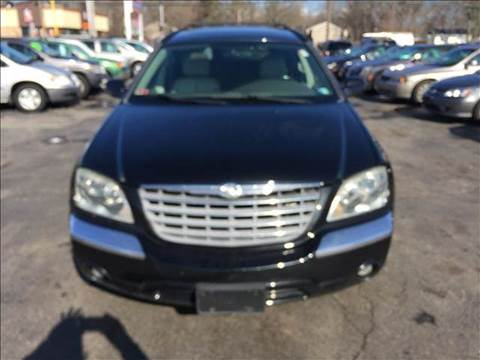 2005 Chrysler Pacifica for sale at Sandy Lane Auto Sales and Repair in Warwick RI