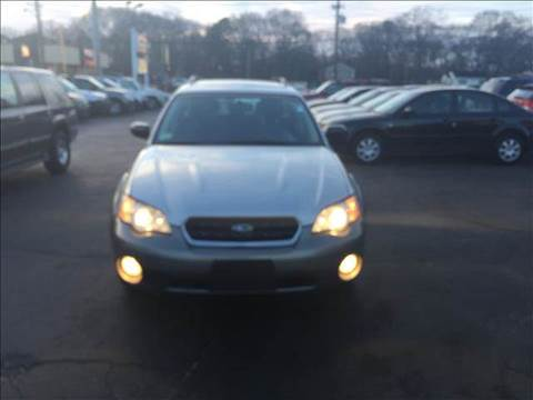 2006 Subaru Outback for sale at Sandy Lane Auto Sales and Repair in Warwick RI