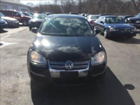 2008 Volkswagen Jetta for sale at Sandy Lane Auto Sales and Repair in Warwick RI