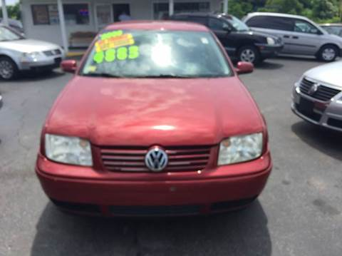 2005 Volkswagen Jetta for sale at Sandy Lane Auto Sales and Repair in Warwick RI