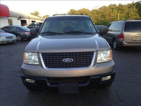 2003 Ford Expedition for sale at Sandy Lane Auto Sales and Repair in Warwick RI