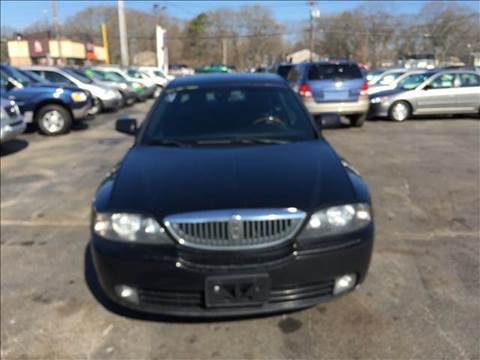 2004 Lincoln LS for sale at Sandy Lane Auto Sales and Repair in Warwick RI