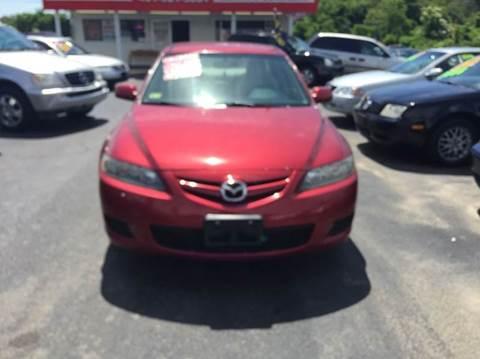 2007 Mazda MAZDA6 for sale at Sandy Lane Auto Sales and Repair in Warwick RI