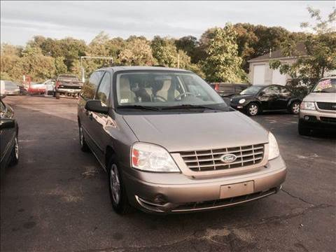 2006 Ford Freestar for sale at Sandy Lane Auto Sales and Repair in Warwick RI