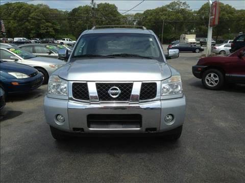 2004 Nissan Armada for sale at Sandy Lane Auto Sales and Repair in Warwick RI