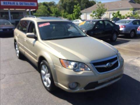 2008 Subaru Outback for sale at Sandy Lane Auto Sales and Repair in Warwick RI
