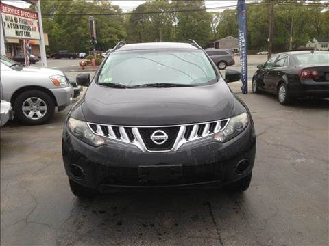2009 Nissan Murano for sale at Sandy Lane Auto Sales and Repair in Warwick RI