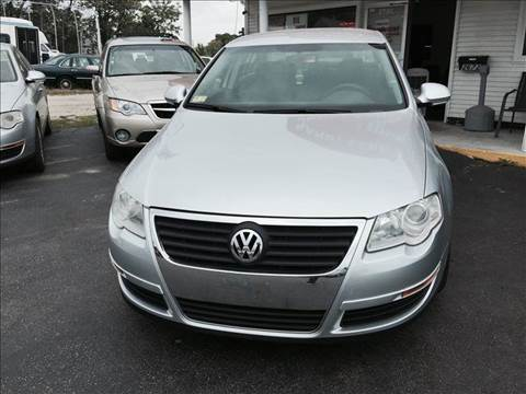 2006 Volkswagen Passat for sale at Sandy Lane Auto Sales and Repair in Warwick RI