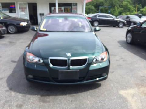 2006 BMW 3 Series for sale at Sandy Lane Auto Sales and Repair in Warwick RI