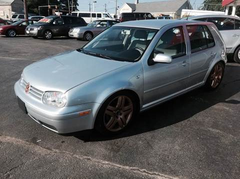 2005 Volkswagen Golf for sale at Sandy Lane Auto Sales and Repair in Warwick RI