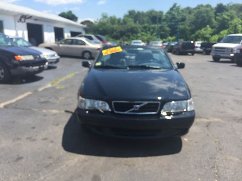 2004 Volvo C70 for sale at Sandy Lane Auto Sales and Repair in Warwick RI