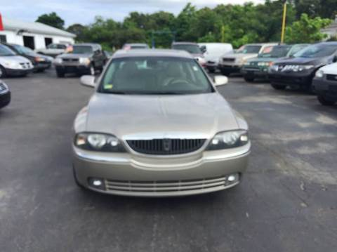 2003 Lincoln LS for sale at Sandy Lane Auto Sales and Repair in Warwick RI