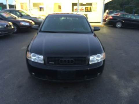 2003 Audi A4 for sale at Sandy Lane Auto Sales and Repair in Warwick RI