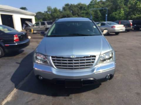 2004 Chrysler Pacifica for sale at Sandy Lane Auto Sales and Repair in Warwick RI