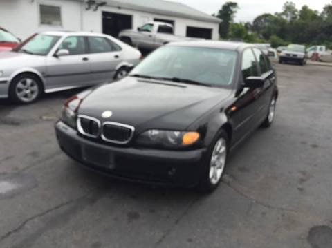 2002 BMW 3 Series for sale at Sandy Lane Auto Sales and Repair in Warwick RI
