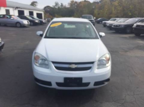 2005 Chevrolet Cobalt for sale at Sandy Lane Auto Sales and Repair in Warwick RI