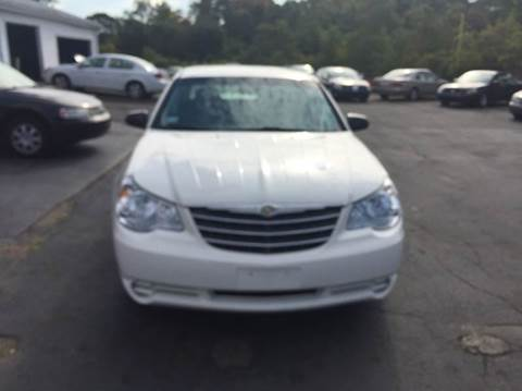 2008 Chrysler Sebring for sale at Sandy Lane Auto Sales and Repair in Warwick RI