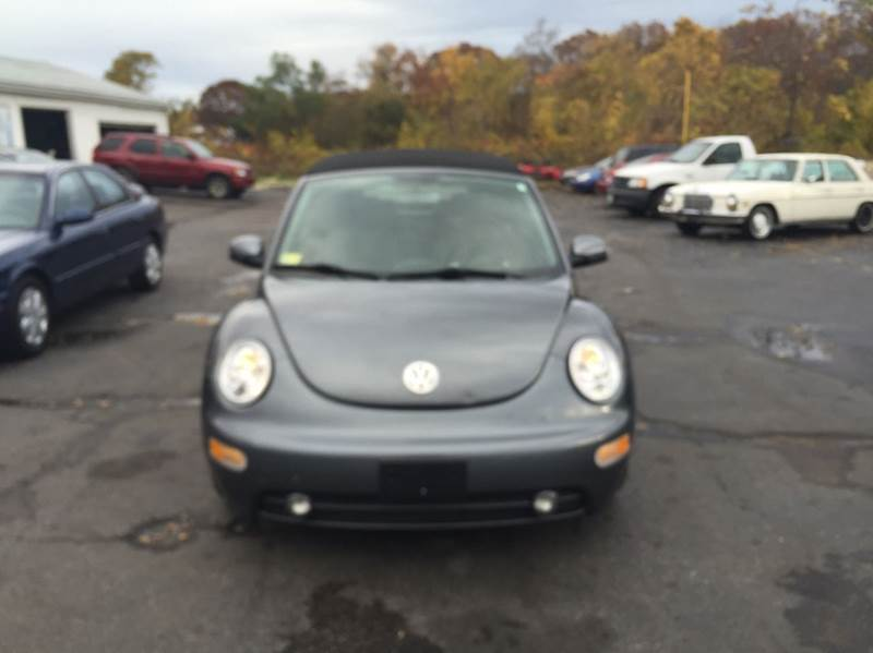 2004 Volkswagen New Beetle for sale at Sandy Lane Auto Sales and Repair in Warwick RI