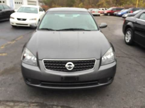 2006 Nissan Altima for sale at Sandy Lane Auto Sales and Repair in Warwick RI