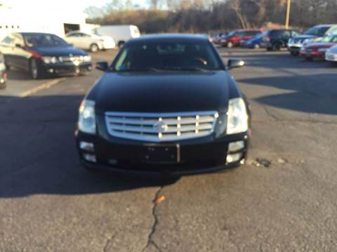 2005 Cadillac STS for sale at Sandy Lane Auto Sales and Repair in Warwick RI