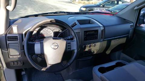 2004 Nissan Titan for sale at Sandy Lane Auto Sales and Repair in Warwick RI