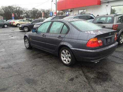 2001 BMW 3 Series for sale at Sandy Lane Auto Sales and Repair in Warwick RI