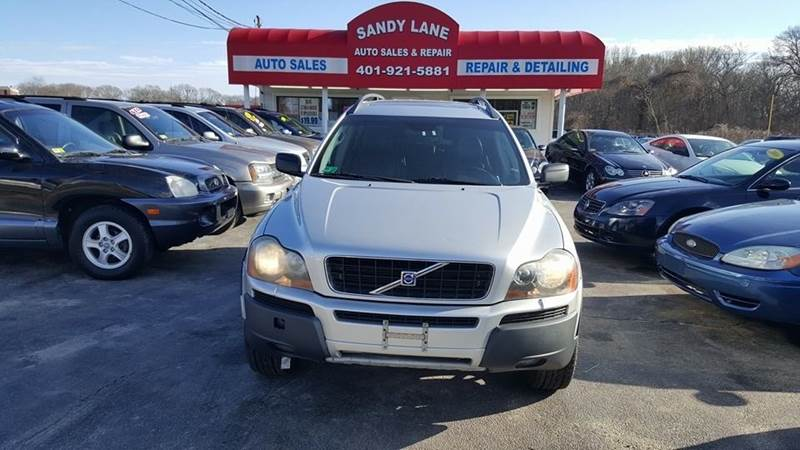 2004 Volvo XC90 for sale at Sandy Lane Auto Sales and Repair in Warwick RI