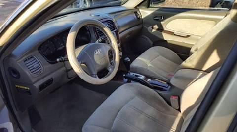 2004 Hyundai Sonata for sale at Sandy Lane Auto Sales and Repair in Warwick RI