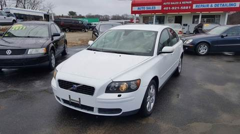 2006 Volvo S40 for sale at Sandy Lane Auto Sales and Repair in Warwick RI