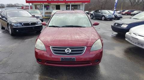 2003 Nissan Altima for sale at Sandy Lane Auto Sales and Repair in Warwick RI