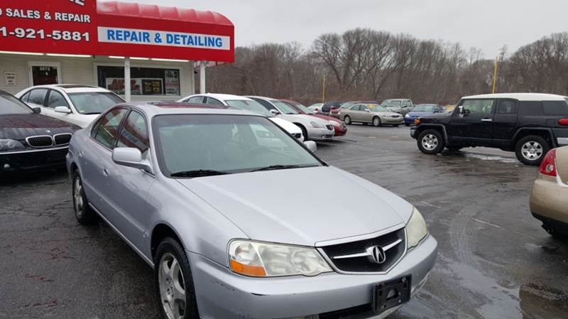 2003 Acura TL for sale at Sandy Lane Auto Sales and Repair in Warwick RI
