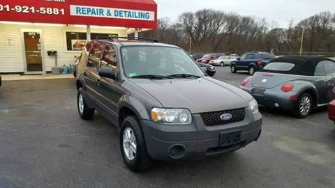 2005 Ford Escape for sale at Sandy Lane Auto Sales and Repair in Warwick RI