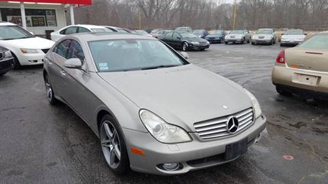 2007 Mercedes-Benz CLS for sale at Sandy Lane Auto Sales and Repair in Warwick RI