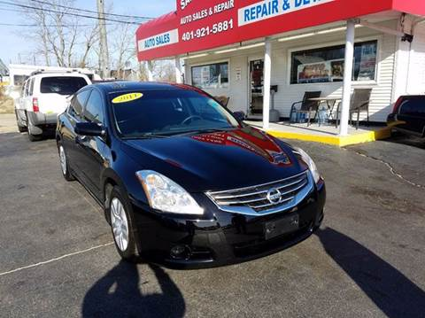 2011 Nissan Altima for sale at Sandy Lane Auto Sales and Repair in Warwick RI