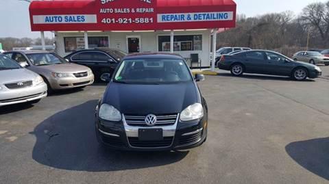 2009 Volkswagen Jetta for sale at Sandy Lane Auto Sales and Repair in Warwick RI