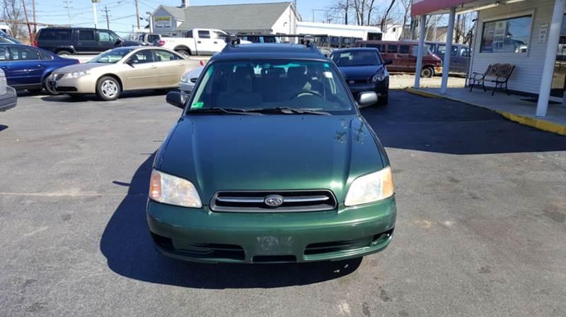 2002 Subaru Legacy for sale at Sandy Lane Auto Sales and Repair in Warwick RI